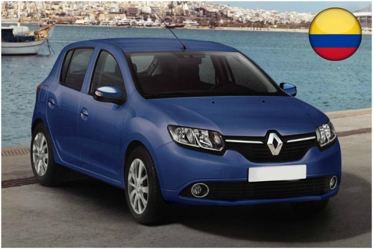 Columbia Renault Sandero