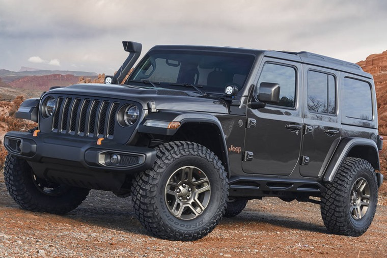 Is it time to bring the Easter Jeep Safari to Europe?