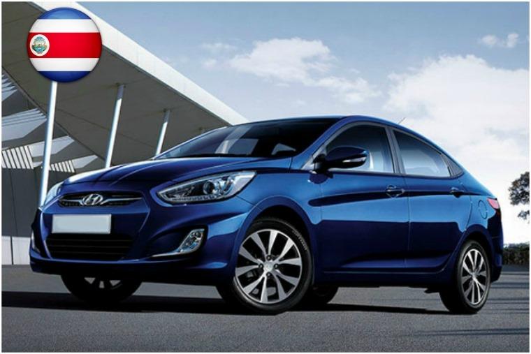 Costa Rica Hyundai Accent