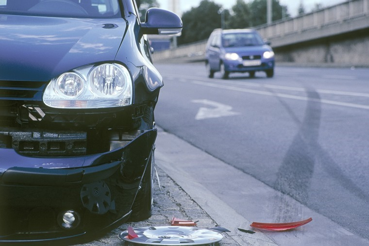 An average of 2,330 accidents occur in August compared to just 1,544 in February.