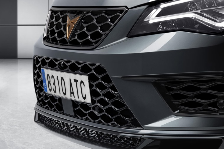 Seat officially launched their new Cupra sub-brand with the reveal of a 300 PS 2.0 TSI Ateca