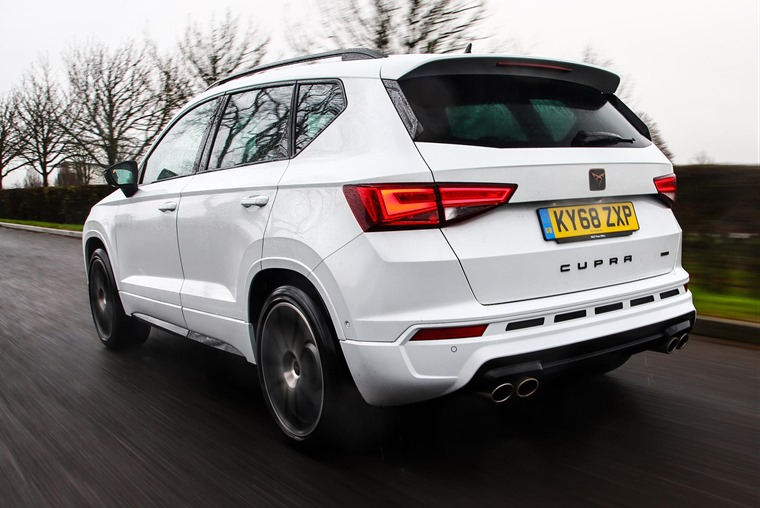 CUPRA Ateca UK launch - December 2018 (22)