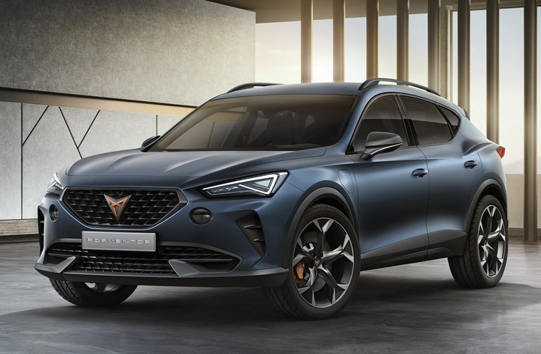 Cupra revealed the Formentor