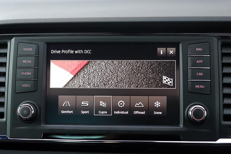 Cupra drive profile