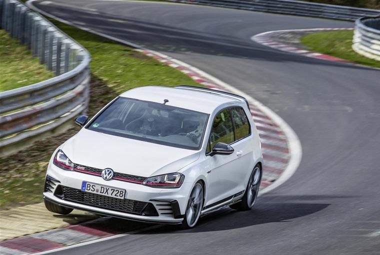 Volkswagen Golf GTI Clubsport Nurburgring