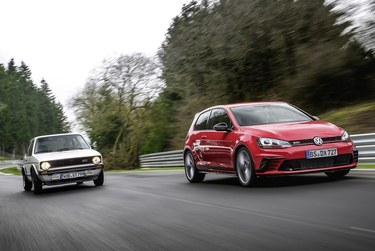 Many claim that the Golf GTI's lineage is the receipe for a perfect hot hatch.