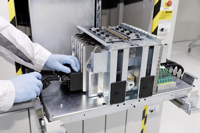 Volkswagen Group starts battery cell development and production in Salzgitter