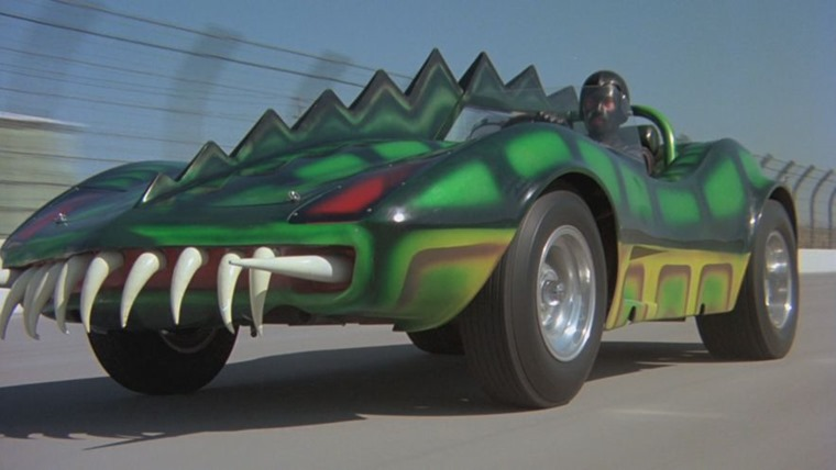The Death Race 2000, Frankenstein Car