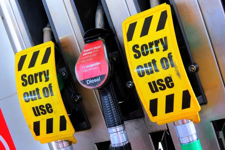 Diesel pump flickr.com Flicktone