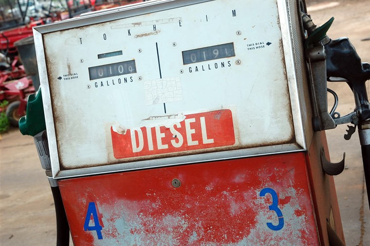 Has diesel had its day?