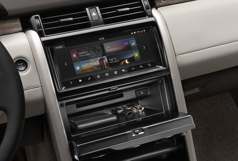 All models feature a new infotainment system, with an 8- or 10in touchscreen depending on specification.