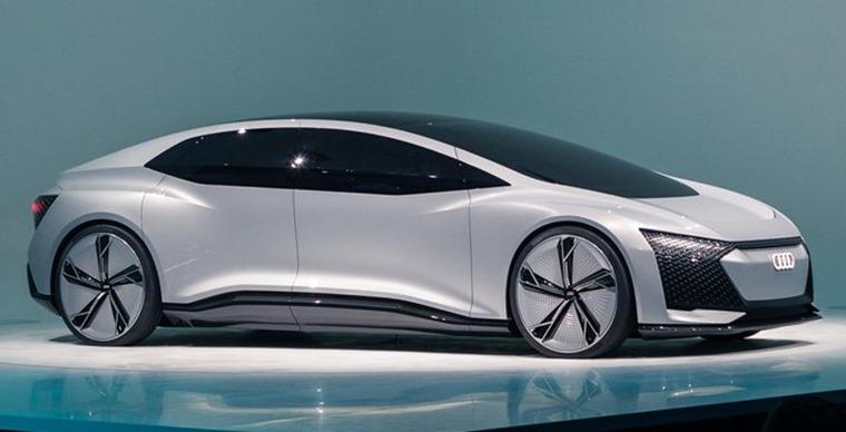 Audi Aicon IAA2017
