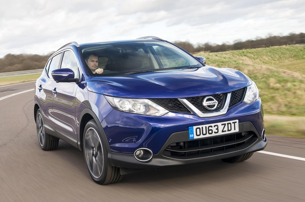 review: nissan qashqai 1.5 dci tekna 2014 | leasing