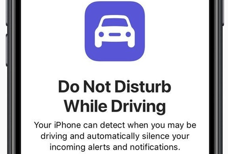 Apple's upcoming iOS update will include a feature that blocks notifications in a moving vehicle.