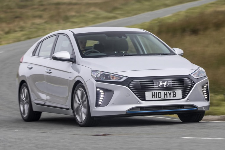 Is the Hyundai Ioniq the most conventional hybrid yet?