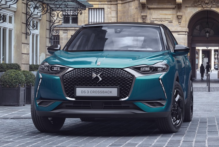 DS3 Crossback front