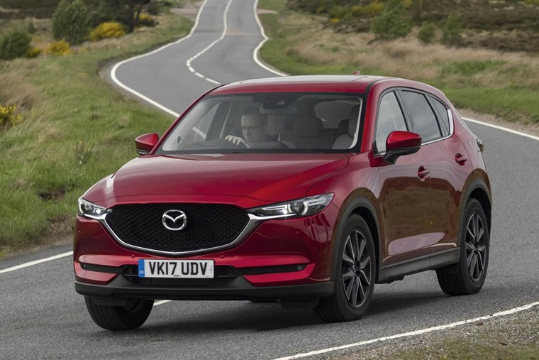 Is the Mazda CX-5 a match for class leaders?