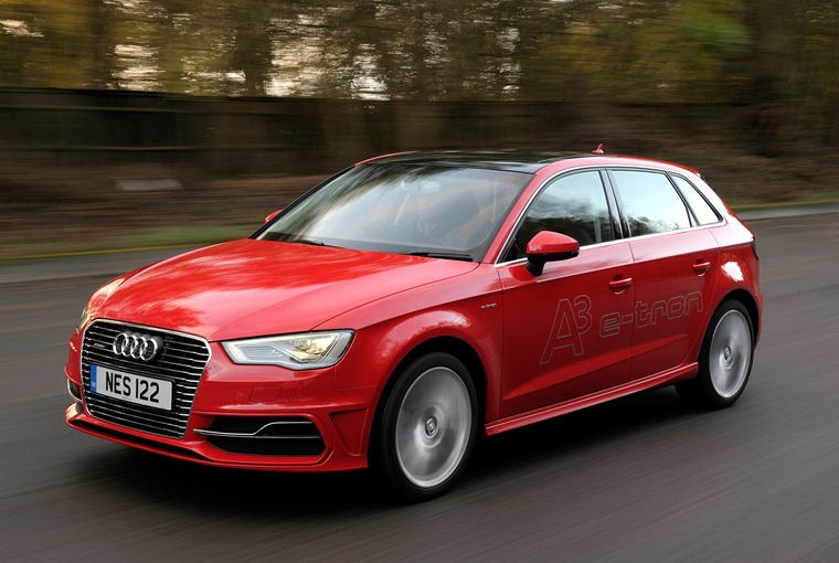 The A3 E Tron Is Set To Be A Major Player In Plug