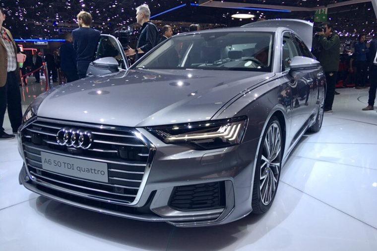 Audi A6 Geneva