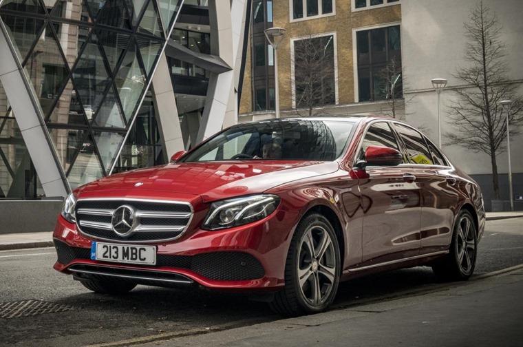 Mercedes-Benz E-Class lease deals