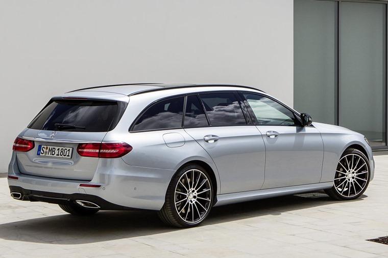 New Mercedes E-Class Estate