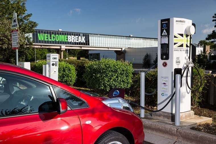 Ecotricity recently changed its EV charging policy