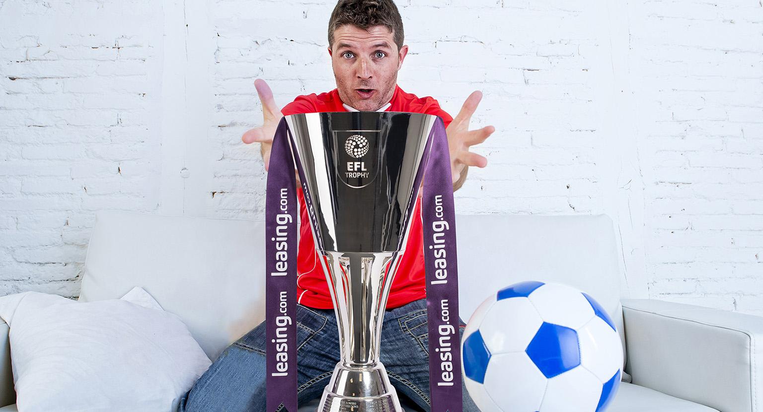 #KickItToWinIt – Win Leasing.Com Trophy Finals Tickets