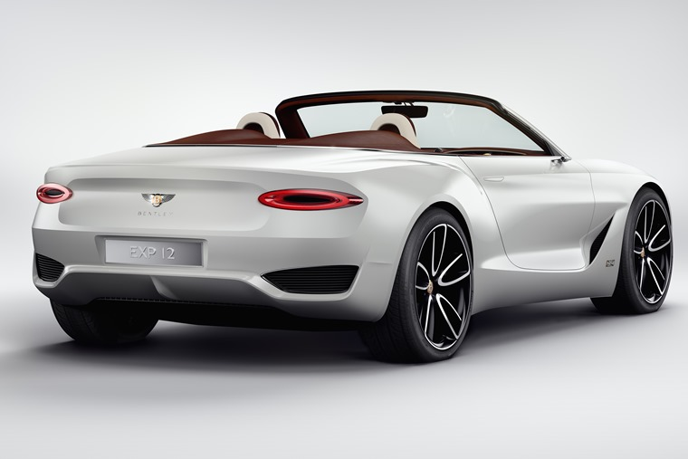 It might be a concept, but it's the closest look yet we've had at what an electric Bentley will look like.