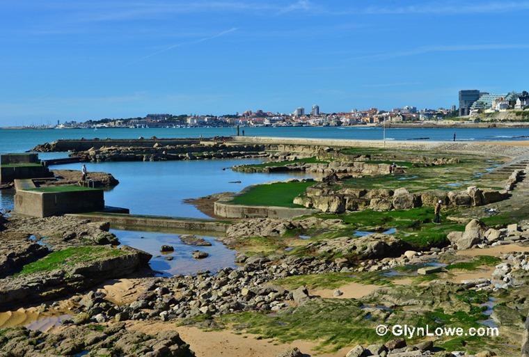 Estoril coastline, Portugal