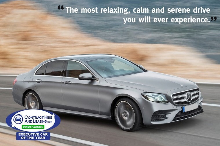 Best Executive Car - Mercedes-Benz E-Class