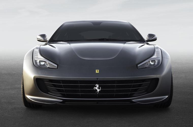 Ferrari GTC4 Lusso will be on display...