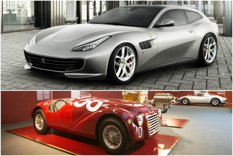 70 years of Ferrari means 70 iconic models, old and new.
