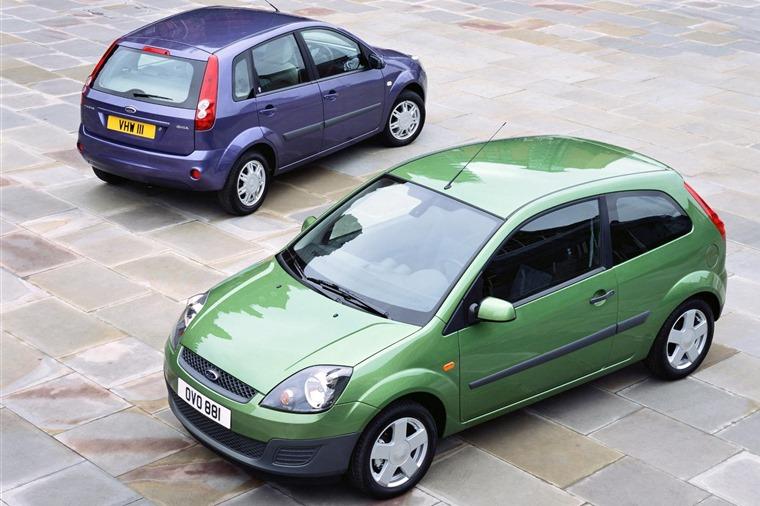 The 2002 Fiesta was revolutionary for the supermini segment in its time.