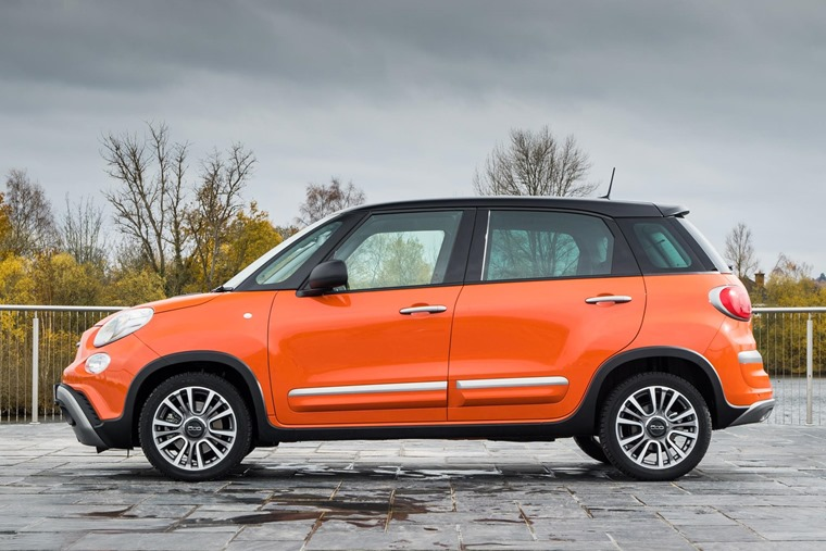 The 500L will be available in Urban, Cross and Wagon guises