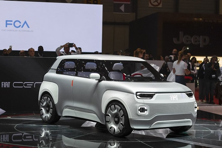 Fiat Centroventi Geneva