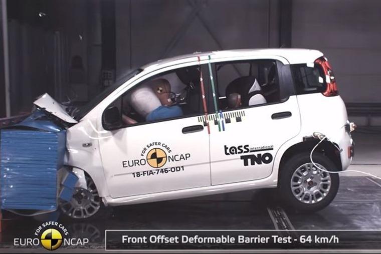 Fiat Panda Euro NCAP