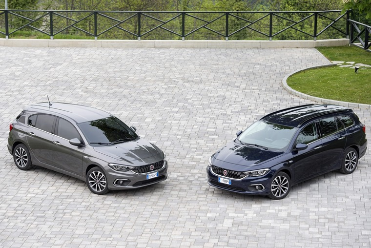 Fiat Tipo Hatchback and Station Wagon