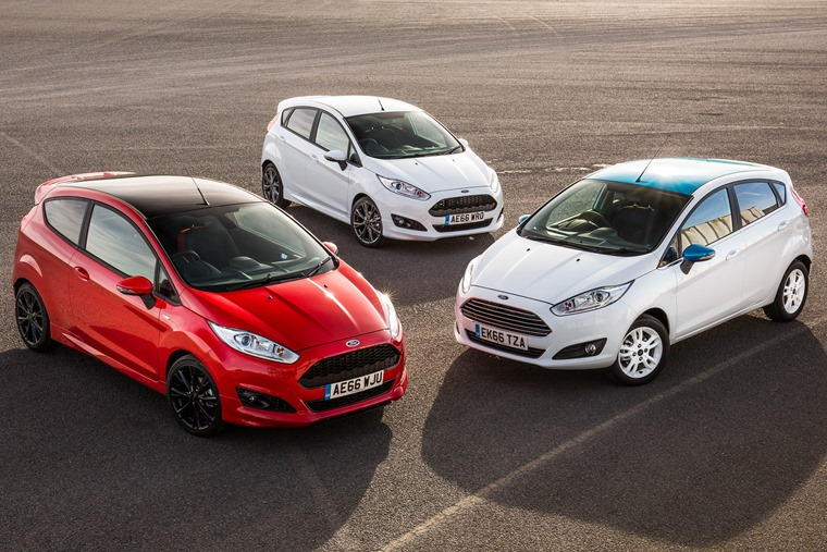 As usual, the ever-popular Fiesta was the most popular new car in March.