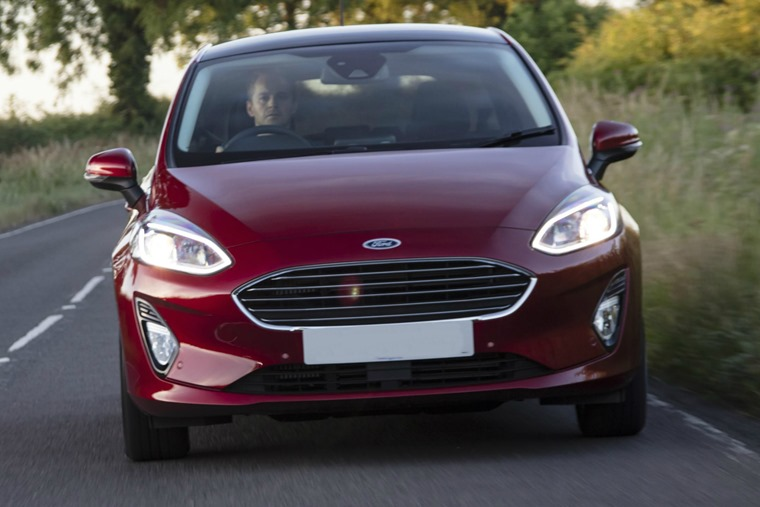 Ford Fiesta remains the UK's most popular car.