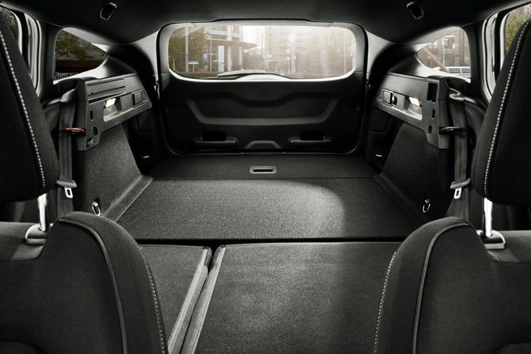 Focus ST Wagon interior
