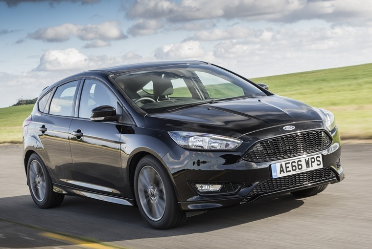 The Ford Focus is July's most popular car.