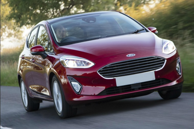 Ford Fiesta proved to be the most popular car in October.