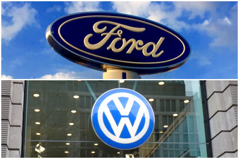 Ford and VW alliance Jan 2019