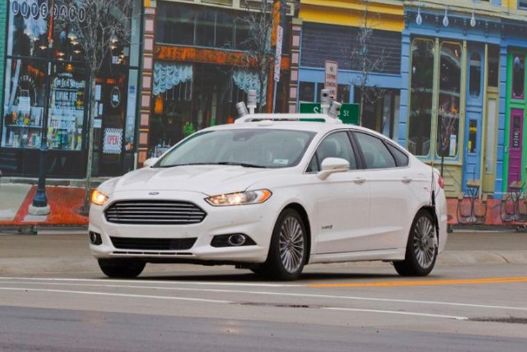 Ford Autonomous-fusion-mcity-03