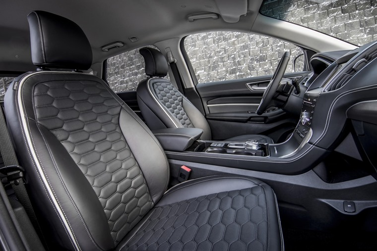 Ford Edge Vignale Magnetic Interior