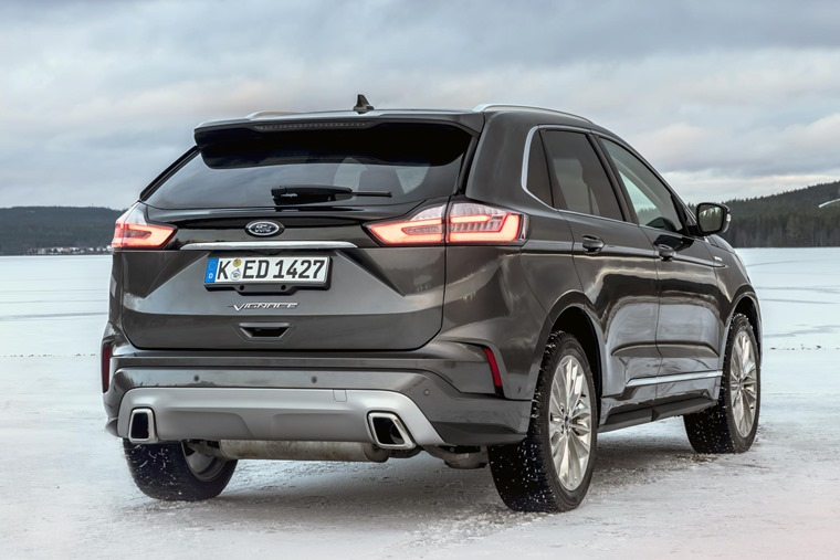 Ford Edge Vignale Magnetic Rear