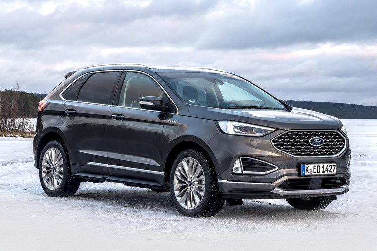 Ford Edge Vignale Magnetic