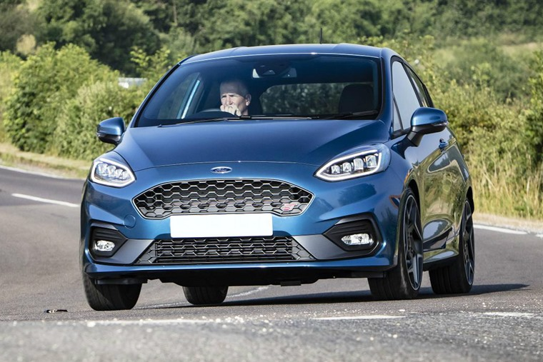 Ford Fiesta 2019 registrations