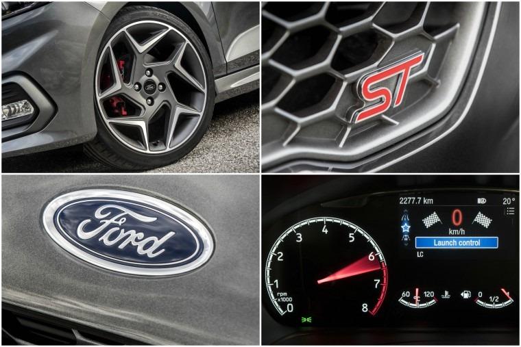 Ford Fiesta ST 2018 details