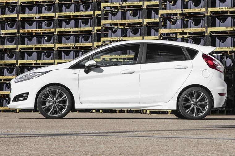 Ford Fiesta ST-Line 02